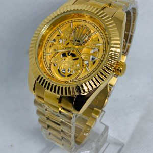Montre Rolex   Or cadran Or