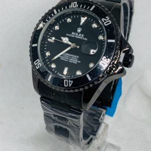 Montre Rolex Oyster perpetual Superlative Chronometer Noir cadran Noir
