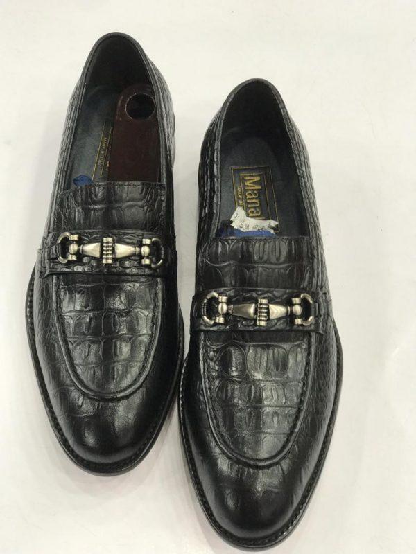 Chaussure Manali cuir pour homme