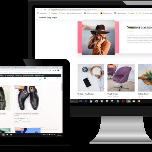 ite web e-commerce personnalisé